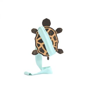 Raramuri Sandals - Ribbons suede_baby_blue