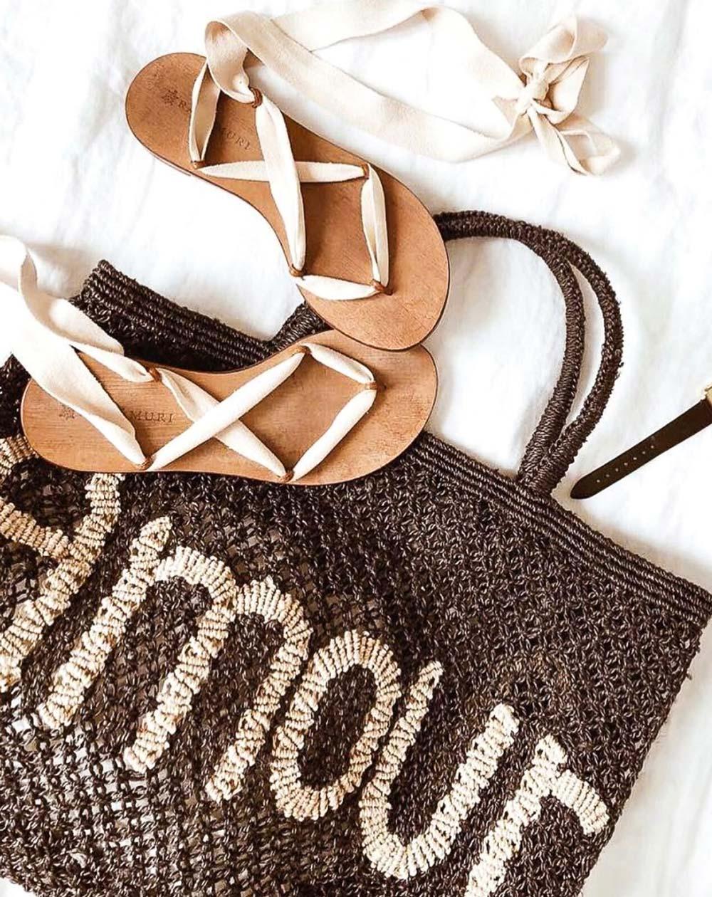 lint-sandalen