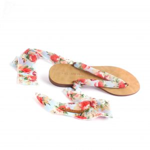 raramuri sandals blue_ flowered tulum