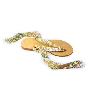 raramuri sandals fresh spring tulum ribbon sandal